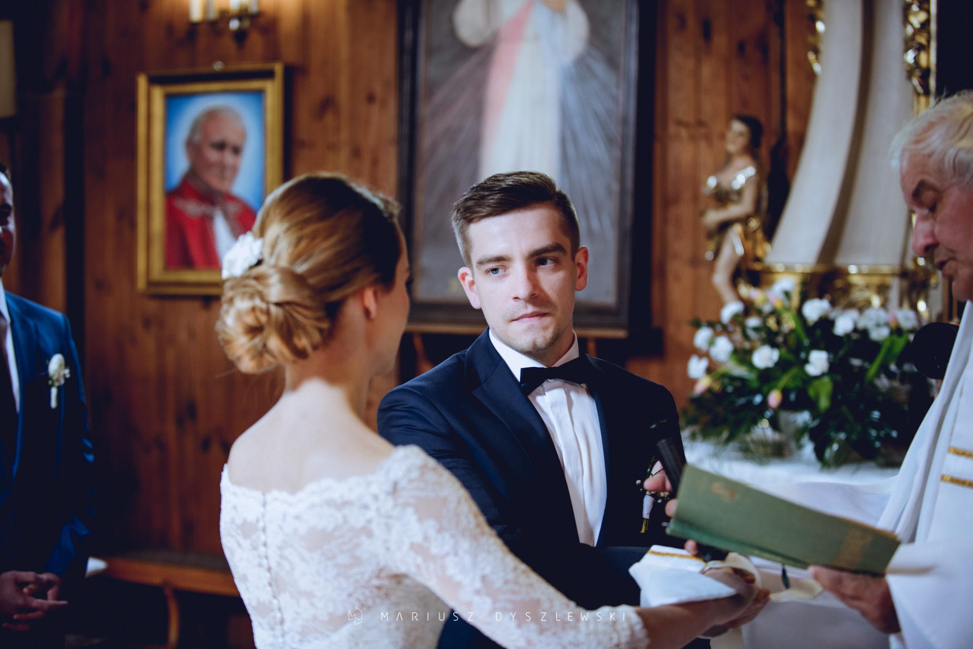 Mariusz Dyszlewski Fotograf ślubny