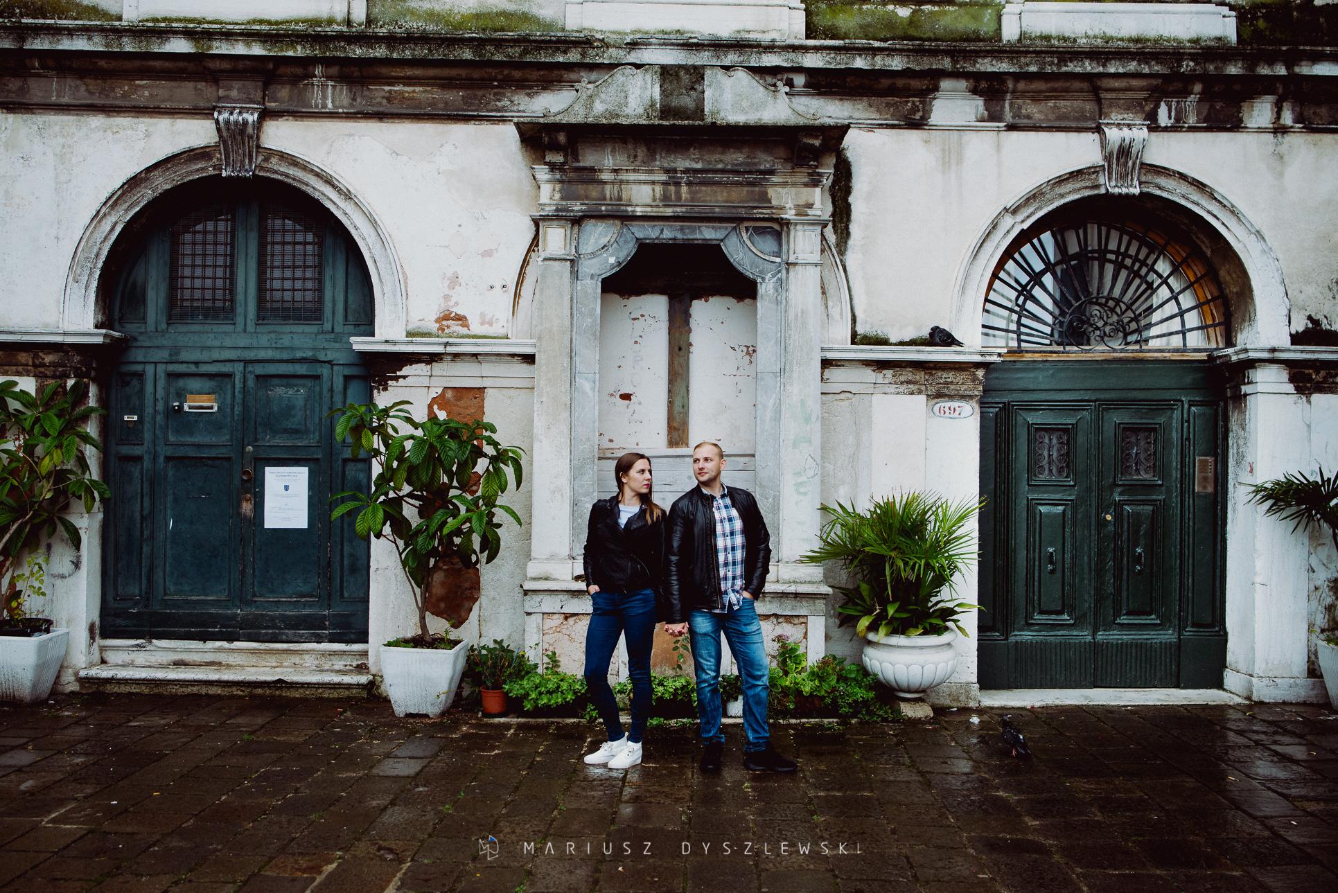 Mariusz Dyszlewski Fotograf | sesja w Wenecji