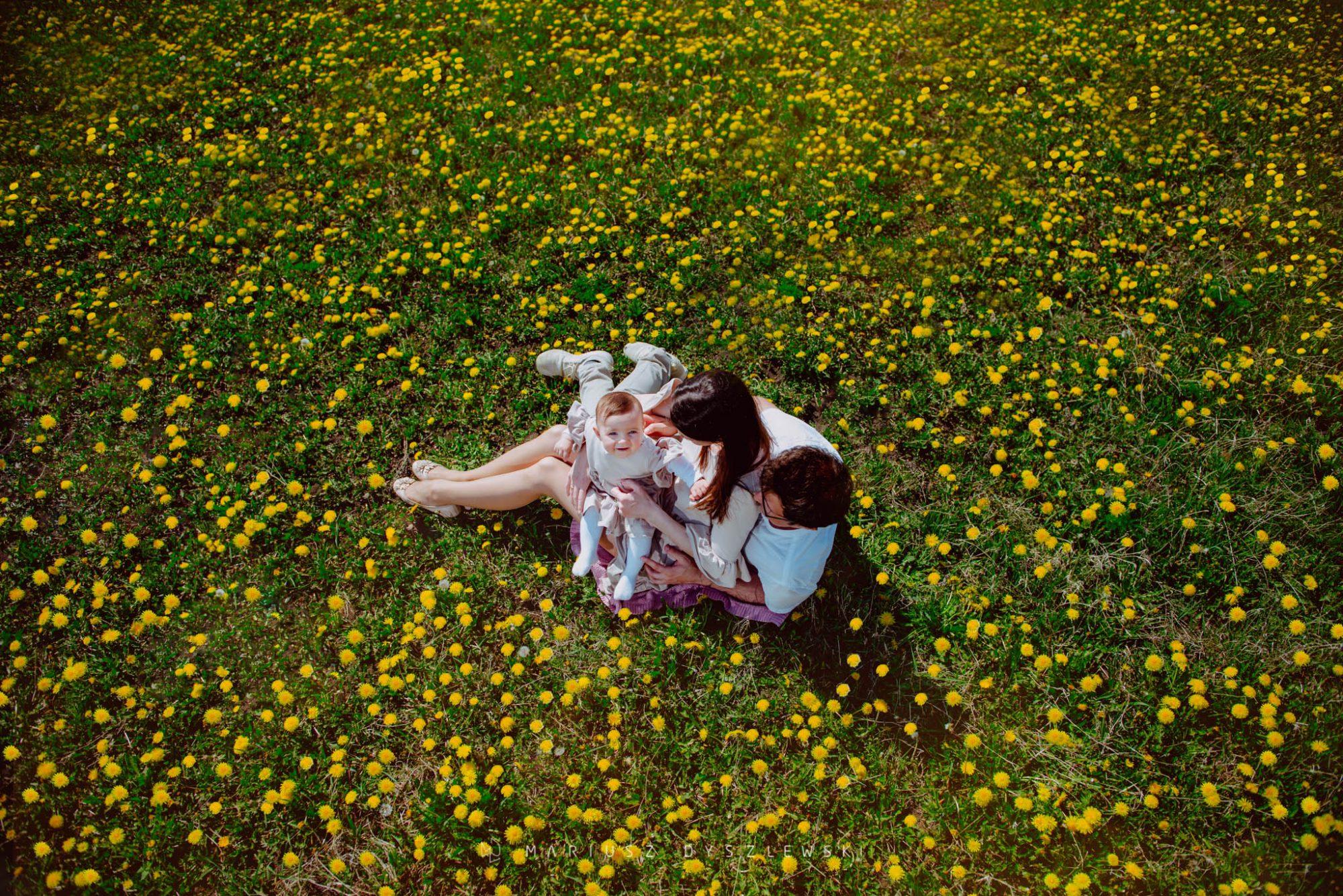Sesja rodzinna - Mariusz Dyszlewski fotograf